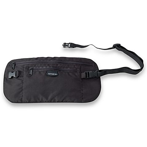Security waist belt features multiple pockets to keep your cash, passports, credit cards, boarding passes secure and organized under clothing. It combines ultra-light, durable rip-stop nylon construction with a soft, breathable padded back for comfort.
