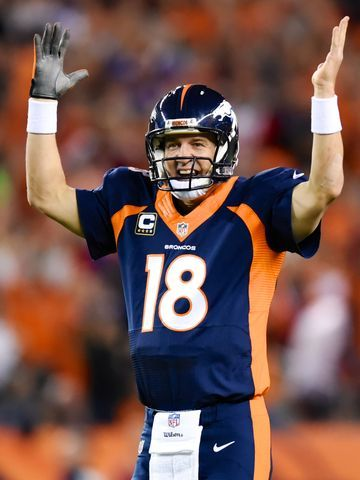 Peyton Manning breaks NFL career touchdown record, Sun. Oct. 19, 2014 Bay State Conservative News on Facebook - https://www.facebook.com/pages/Bay-State-Conservative-News/232712126794242