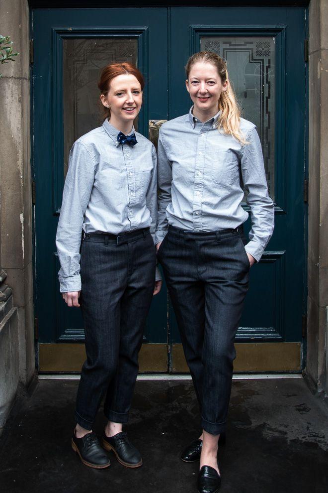 画像: 2/10【ビームス、ロンドンの注目レストラン「ザ クローブ クラブ」の制服をデザイン】