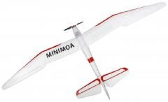 MiniMoa Glider RTF Electric RC Plane 22095 #Parkflyers