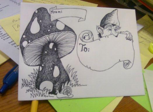 mail art...