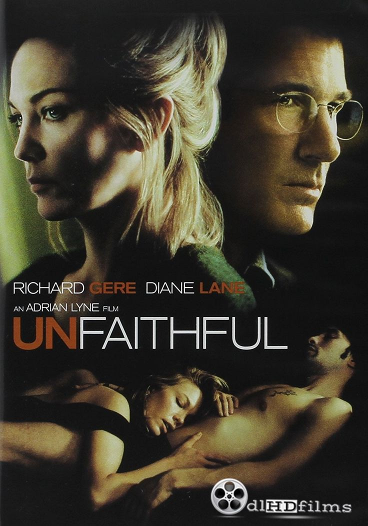 Download Unfaithful 2002 Full DVDrip,CAMrip Movie online from safe servers. Enjoy fast downloading of best 18+ Hollywood movies and upcoming movie trailers exclusive on DlFilmHd.