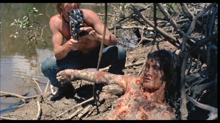 """Cannibal Holocaust"" (Ruggero Deodato, Italy 1980)"