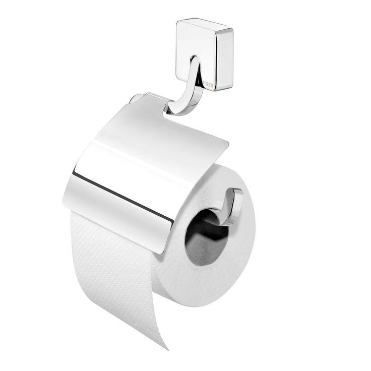 20170413&080017_Tiger Badkamer Impuls ~ Tiger Impuls toiletrolhouder met klep rvs  Mijn Tiger badkamer
