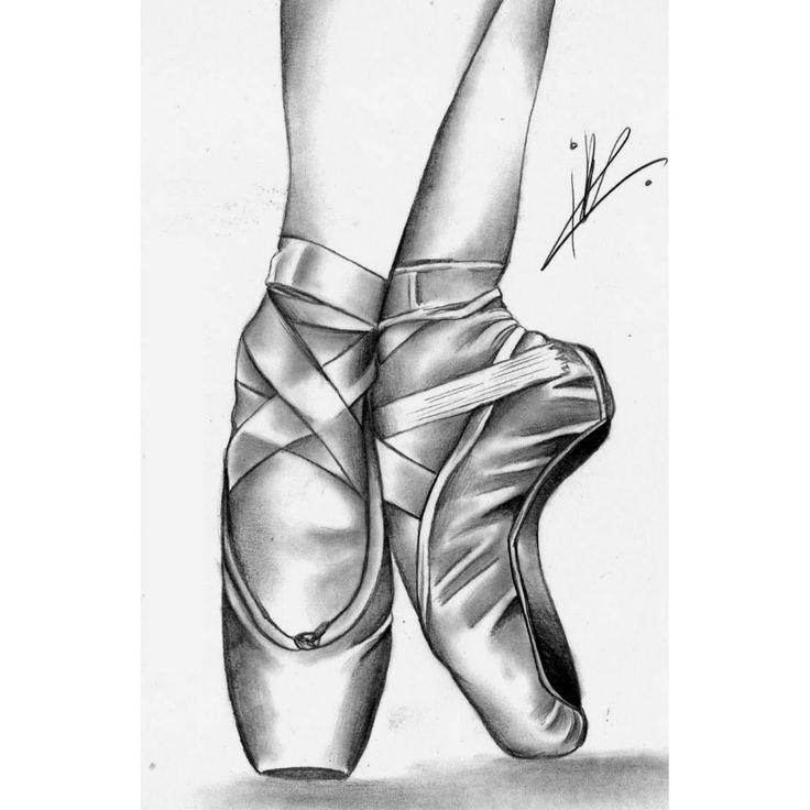how to make pointe shoes not slippery