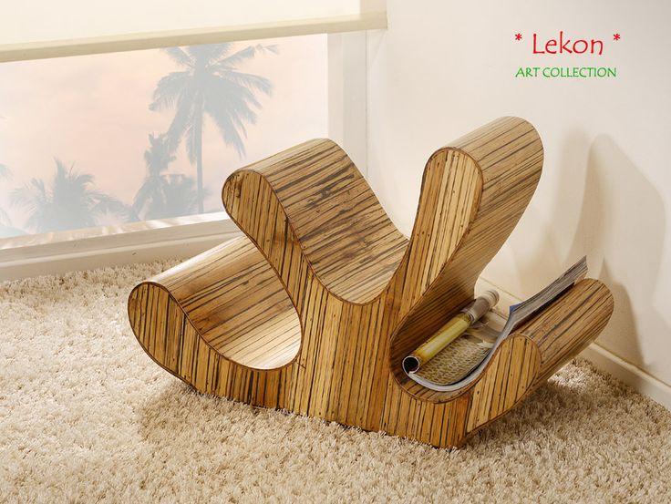 design zeitungsstander holz. Black Bedroom Furniture Sets. Home Design Ideas