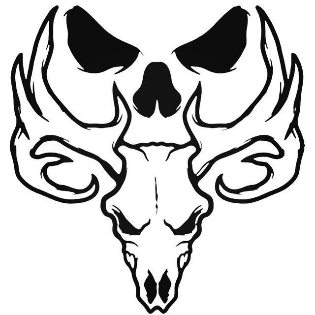 Tribal Deer Tattoo By Blackbutterfly006 On Deviantart Deer Tattoo Tattoo Design Drawings Tribal Tattoos