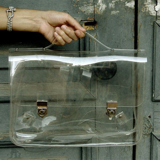20 funny, cool and unusual transparent objects