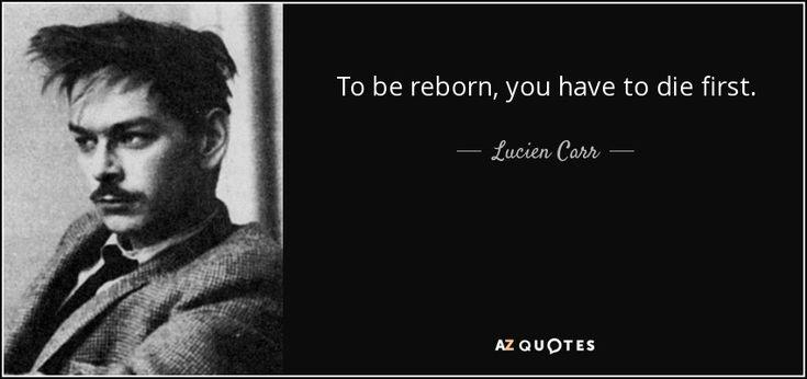 Lucien Carr