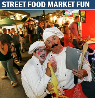 Miami Marketta attracts thousands Local Gold Coast News | goldcoast.com.au | Gold Coast, Queensland, Australia