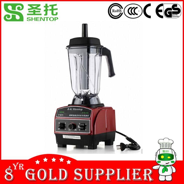 Shentop food blender machine 100% Guarantee Original China Factory Best Quality STS-868 Global establishing Industrial blender