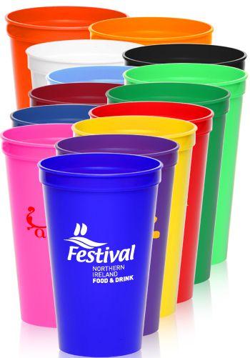 Wholesale Personalized Plastic Stadium Cups Free
