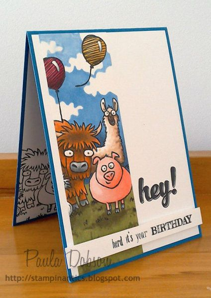 FROM THE HERD BIRTHDAY