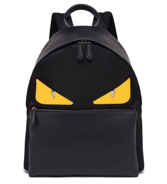 Fendi Monster Backpack Black                $239.00
