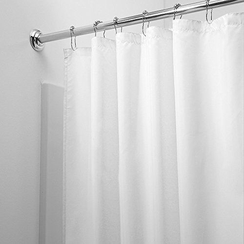 Long Shower Curtains on Pinterest | Extra Long Shower Curtain, Shower ...