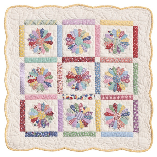 Dresden Quilt Patterns Free : 25+ best Dresden plate patterns ideas on Pinterest Dresden plate, Dresden quilt and Dresden ...