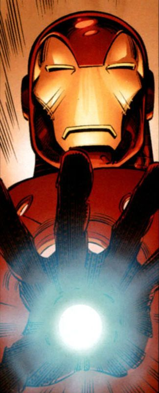 Iron Man by Tom Grummett