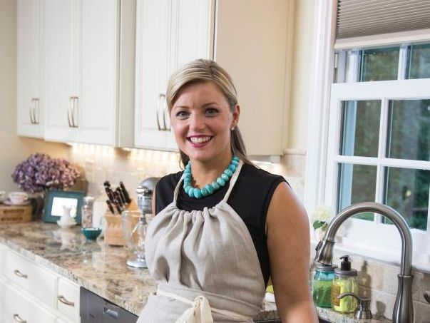 "Published 11/28/15---Season 9 ""Food Network Star"" winner Damaris Phillips discusses her love for Christmas and Southern cooking."