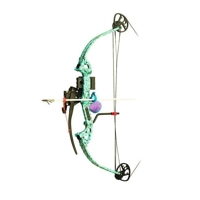 Pse discovery bowfishing bow by pse archery bowfishing for Bow fishing reel
