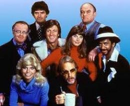 1970s Television Shows | ... of WKRP in Cincinnati a Television Comedy Show in the 1970s and 1980s