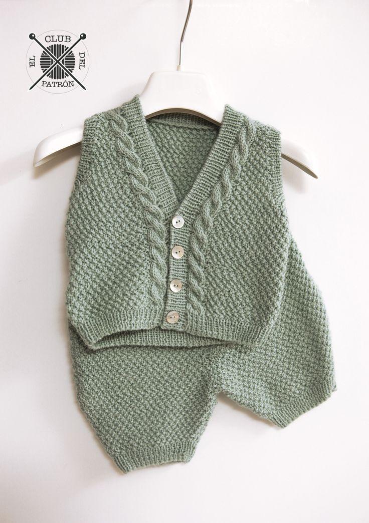 69 best Punto para bebé y niños images by Lanes Asgaya on Pinterest ...