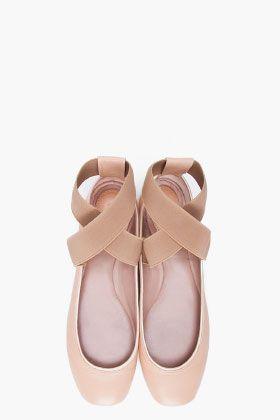 Chloe ballet flats!