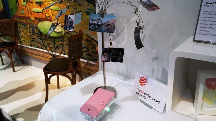 LG Pocket Photo from IFA2013