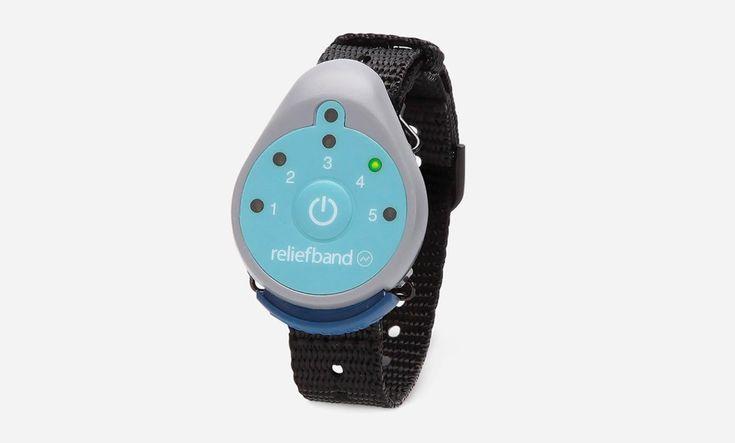 Электронный браслет от тошноты ReliefBand. Изображение № 1.