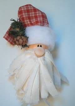 Santa Claus ornament....<3