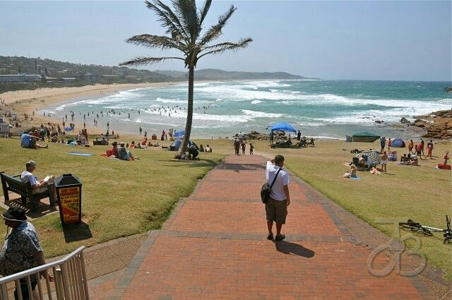 Scottburgh, Kwazulu Natal Province, South Africa. Lovely weather 365 days a year.