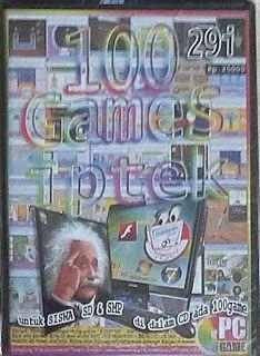 Kode 29i 100  game IPTEK dkk