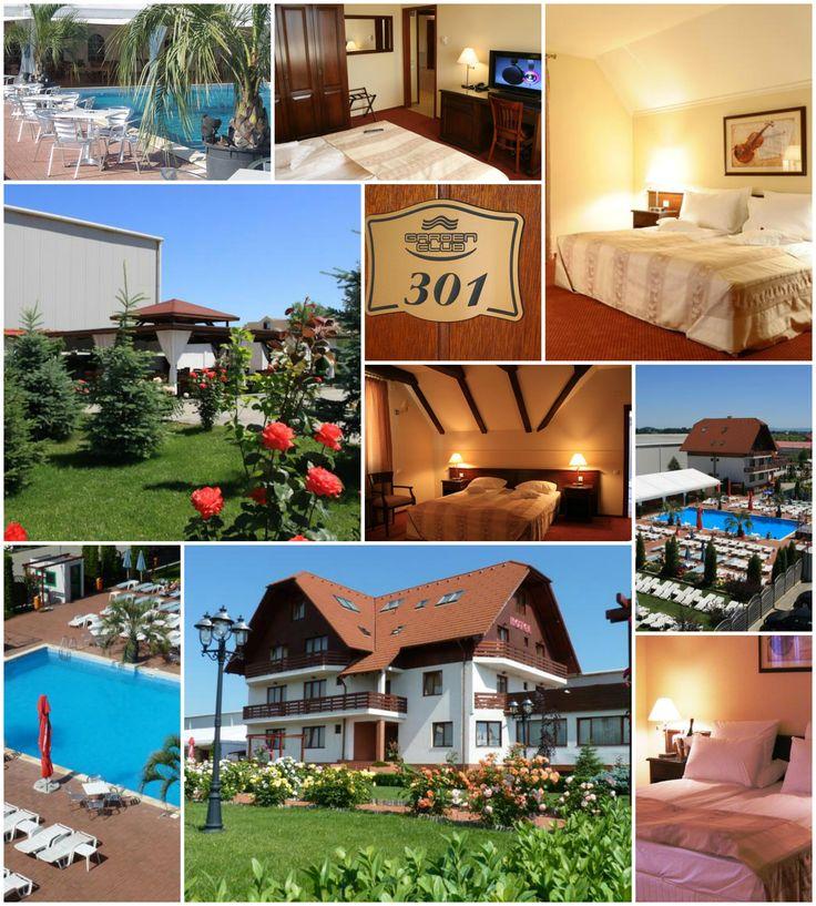 Complex turistic Garden Club Brasov! Complexul va pune la dispozitie un hotel cu 19 camere, un restaurant, terasa, cort pentru evenimente, o gradina, o piscina in aer liber si o atmosfera de neuitat.
