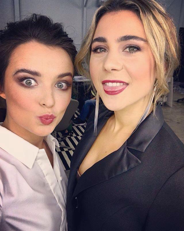 Pip and Tessa