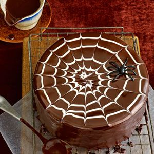 Halloween Cake Recipes - Country Living Halloween Desserts - Delish