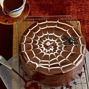 Halloween Cake Recipes - Country Living Halloween Desserts - Delish