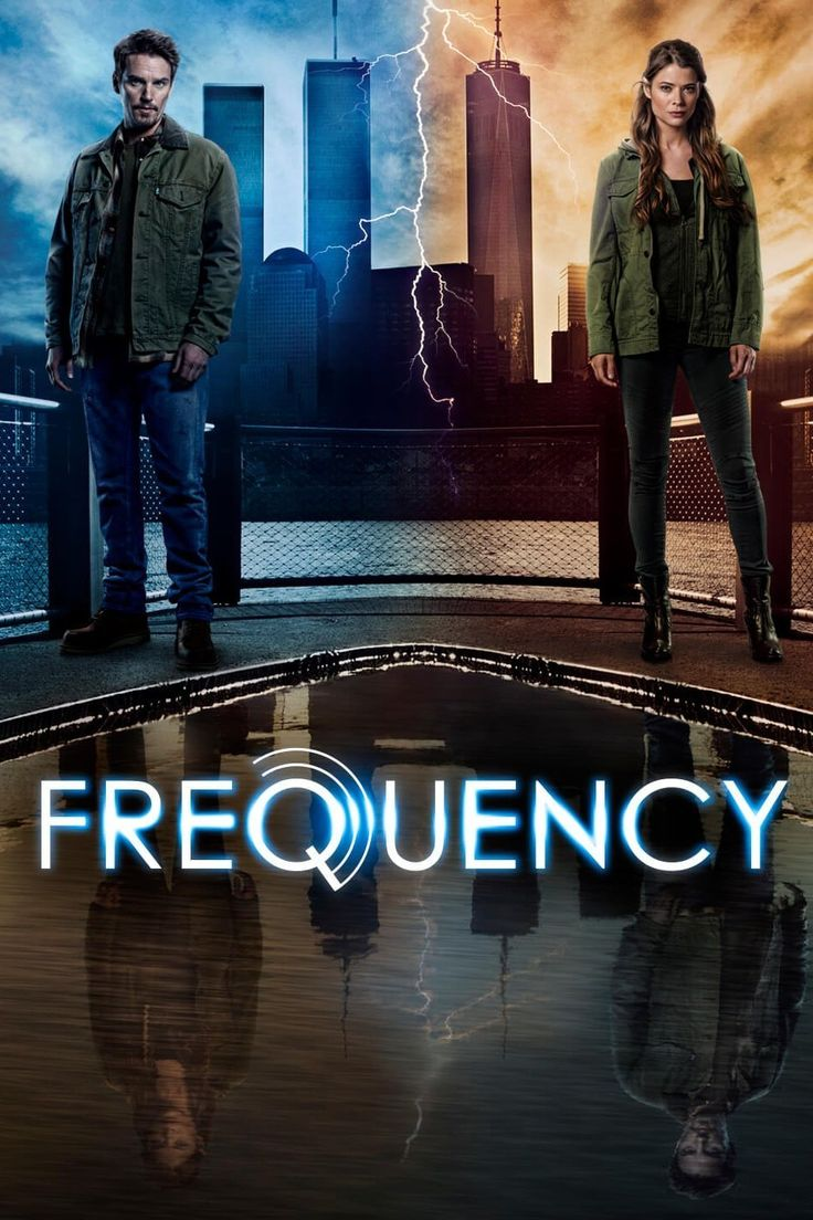 J'ai beaucoup aimé la série fantastique Américaine Frequency - Saison 1. http://place-to-be.net/index.php/television/series-us/5823-frequency-saison-1