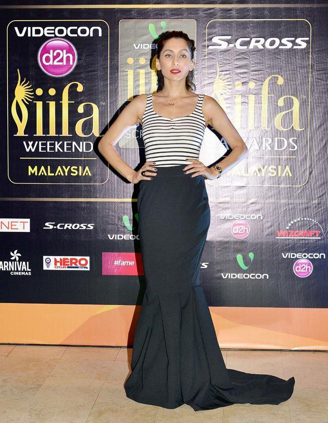 Anusha Dandekar at 'Dil Dhadakne Do' screening at #IIFA2015 in Malaysia. #Bollywood #Fashion #Style #DilDhadakneDo #Beauty #Page3