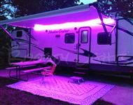 LED Awning Lights for RVs, Campers and Trailers. Light up your RV!