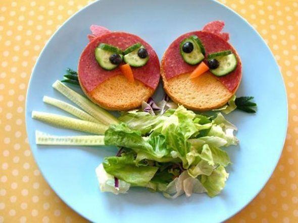 yemeklerle süslenen tabaklar - Google'da Ara