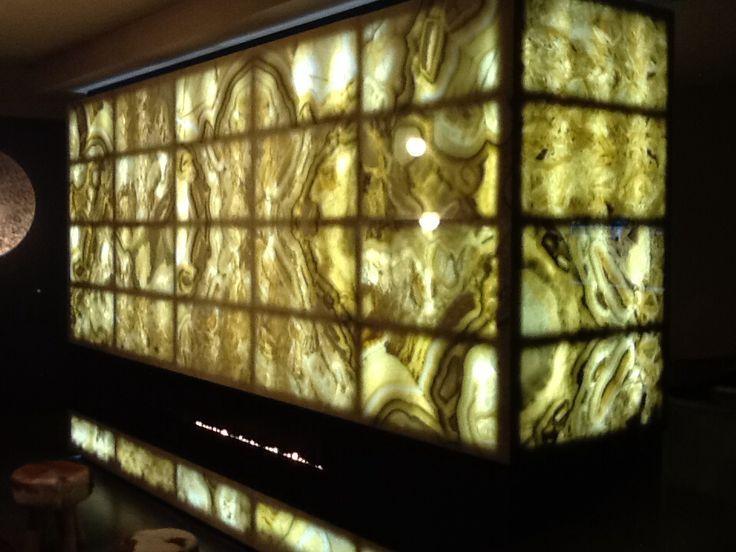 Project onyx fireplace in rodos island Kyriazis natural stone Www.petrodiakosmitiki.gr Michael Kyriazis