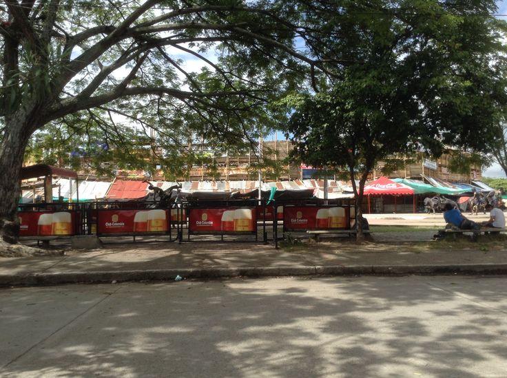 Plaza de toros En San Pedro Espinal