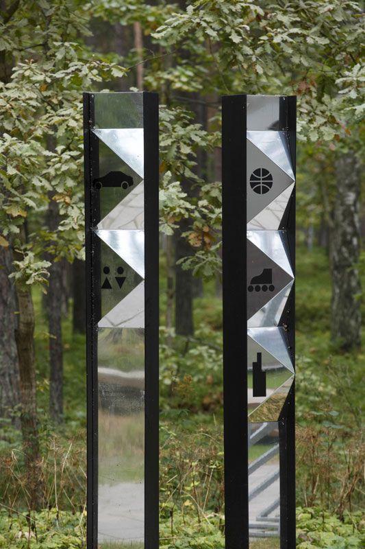 Dzintari Forest Park – Arnis Dimins, Brigita Barbale