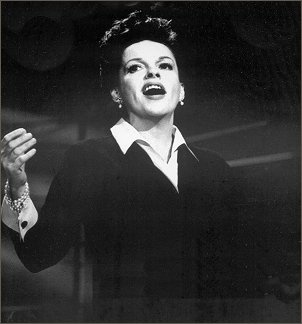 """Judy Garland. """"The Judy Garland Show"""". A television series that never deserved to be canceled."""