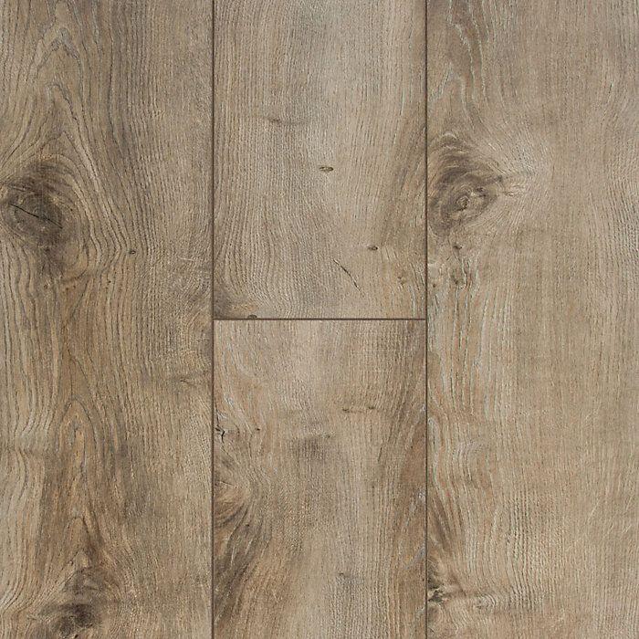 12mm pad Sandpiper Oak Dream Home XD Lumber