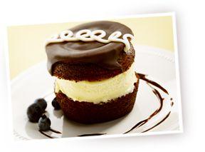 Ice Cream Cupcake sandwich