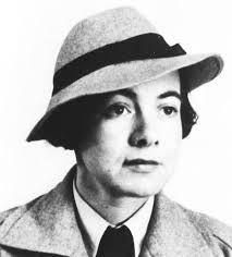 Karin Boye (d 1941) - Swedish poet & novelist