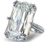 Chopard, 7 million $ I wouldn't want to do the dishes with this on my finger!!!