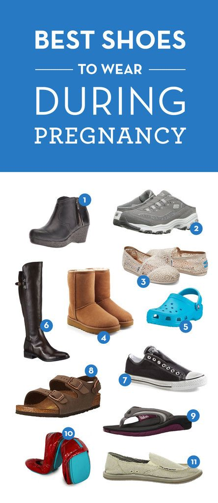 64bd9aae0cd Best Shoes to Wear During Pregnancy