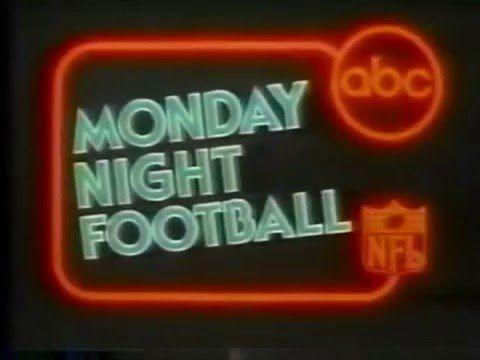 1976 - 1981 ABC's Monday Night Football Theme - YouTube