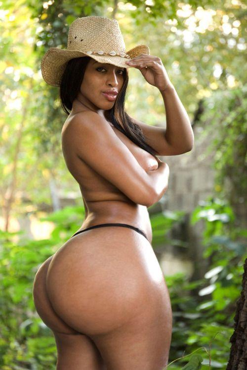 Big ass black woman